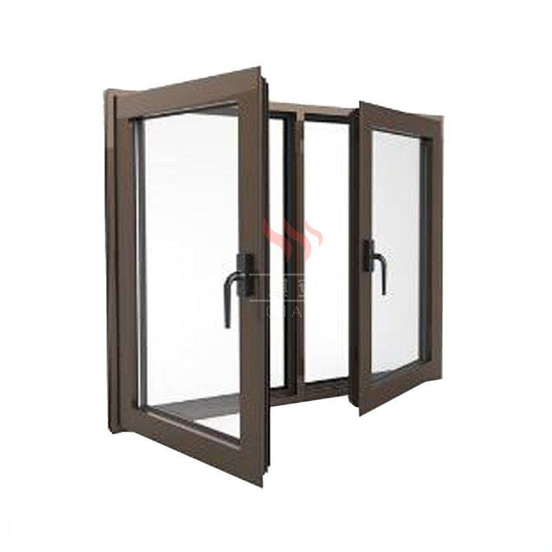 30 minutes Rating Time Sound Proof Heat Insulation BS Certificate Fire Proof Window