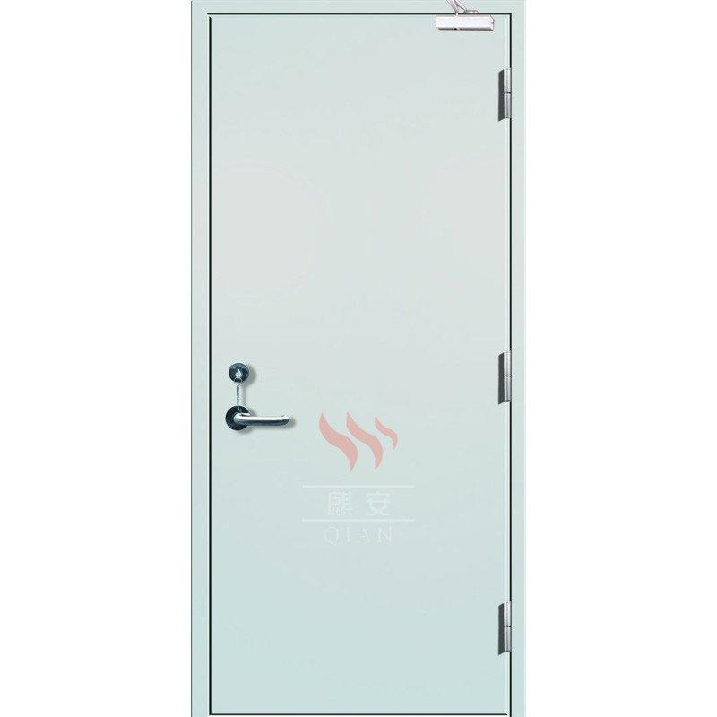 120 minutes fire resistant stainless steel interior fire rated metal doors