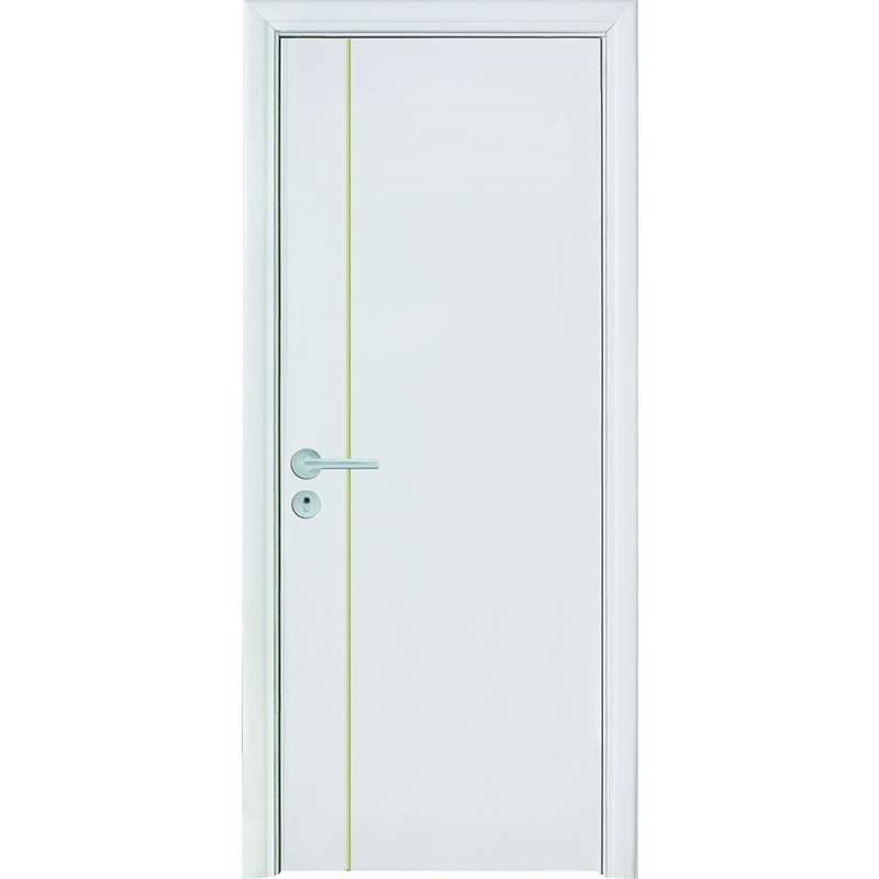 Qian-Professional 60 Minutes Fire Resistant Wood Door For Apartment Supplier-6