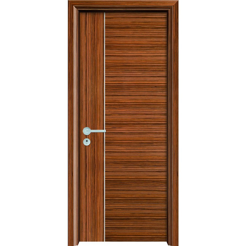 Qian-Professional 60 Minutes Fire Resistant Wood Door For Apartment Supplier-8