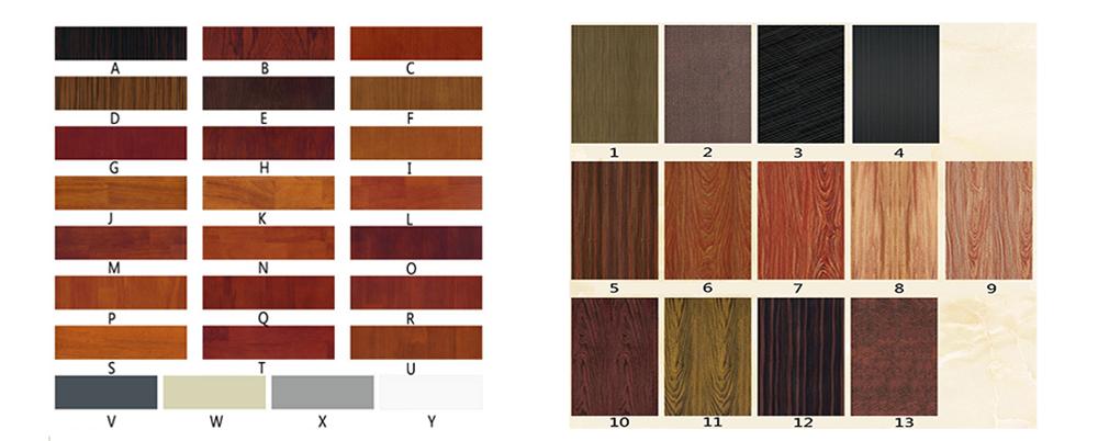 Qian-Custom Interior Solid Wood Fire Rated Timber Fireproof Wood Doors Modern-13