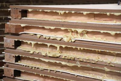 Qian-Custom Interior Solid Wood Fire Rated Timber Fireproof Wood Doors Modern-20