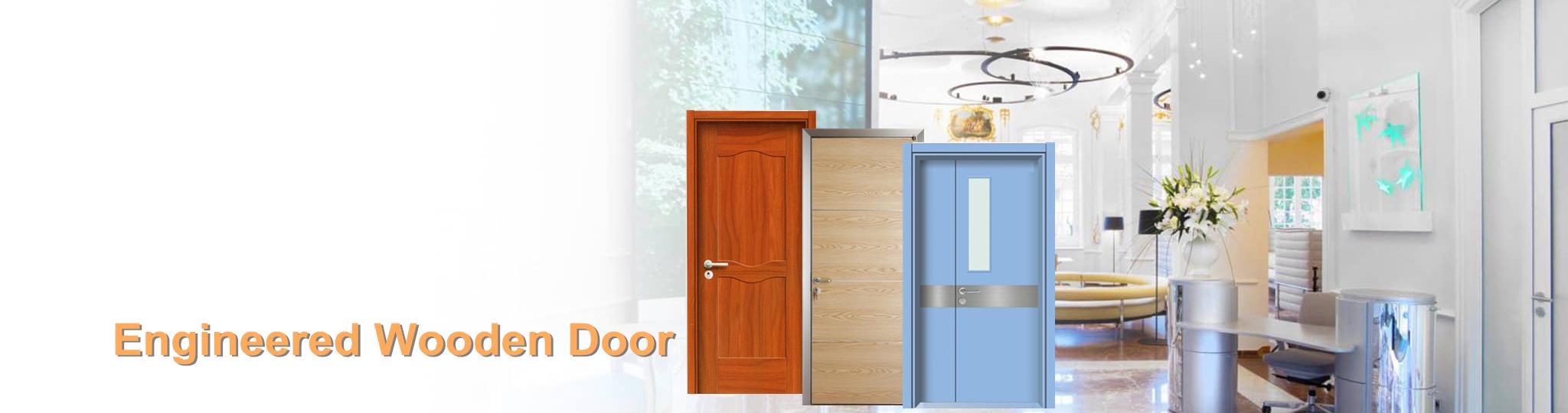 engineering door-Qi'an